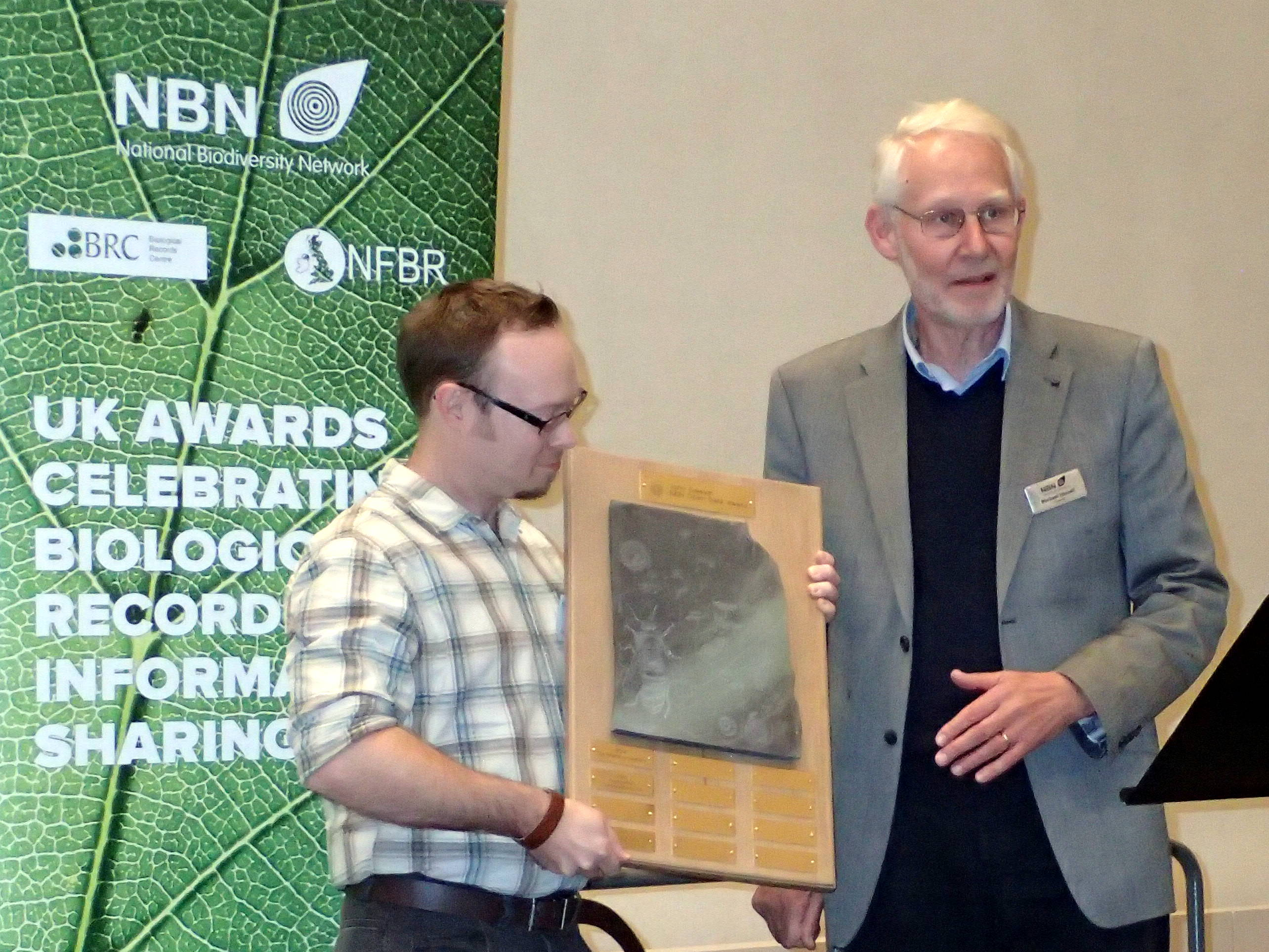 Caledonian Conservation wins NBN John Sawyer Award!